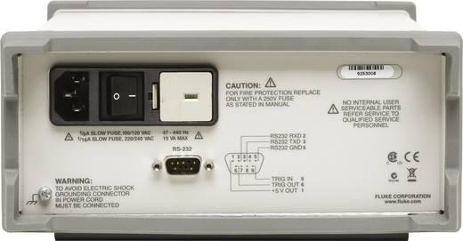 Fluke 8808A/TL 220V Tisch-Multimeter digital Kalibriert nach: ISO CAT I 1000 V, CAT II 600 V Anzeige (Counts): 200000