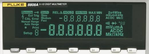 Fluke Calibration 8808A/SU 240V Tisch-Multimeter digital Kalibriert nach: ISO CAT I 1000 V, CAT II 600 V Anzeige (Count