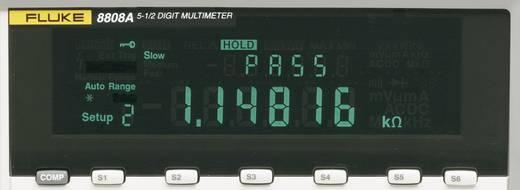Fluke 8808A/TL 220V Tisch-Multimeter digital Kalibriert nach: DAkkS CAT I 1000 V, CAT II 600 V Anzeige (Counts): 200000