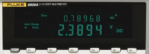 Fluke 8808A 240V Tisch-Multimeter digital Kalibriert nach: DAkkS CAT I 1000 V, CAT II 600 V Anzeige (Counts): 200000