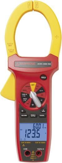 Beha Amprobe ACDC-3400 IND Hand-Multimeter, Stromzange digital Kalibriert nach: Werksstandard (ohne Zertifikat) CAT III