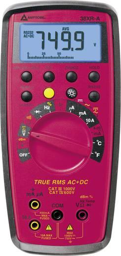 Beha Amprobe 38XR-A-D Hand-Multimeter digital Kalibriert nach: ISO CAT III 1000 V, CAT IV 600 V Anzeige (Counts): 9999