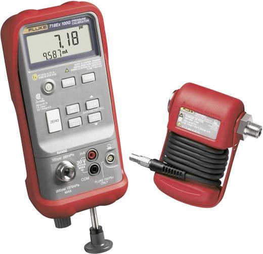 Fluke 718Ex 100G Kalibrator Druck 1x 9 V Block-Batterie (enthalten) Kalibriert nach Werksstandard (ohne Zertifikat)