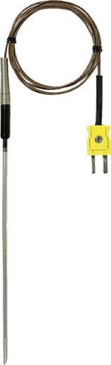 Fluke 80PK-9 Oberflächen-Temperaturfühler -40 bis +260 °C Fühler-Typ K Kalibriert nach Werksstandard (ohne Zertifikat)
