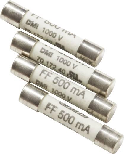 Sicherung Beha Amprobe FP500 Multimetersicherung FP500, 500 mA/1000 V, Passend für (Details) Beha Amprobe 37XR, Beha Am