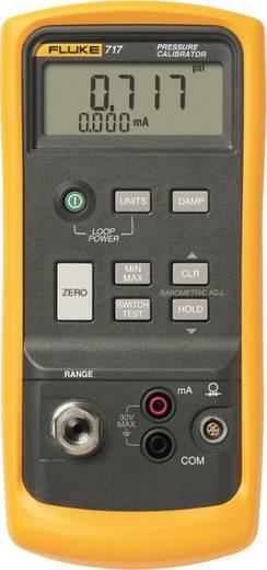 Fluke 717-10000G Kalibrator Druck, Strom 1x 9 V Block-Batterie (enthalten) Kalibriert nach Werksstandard (ohne Zertifika
