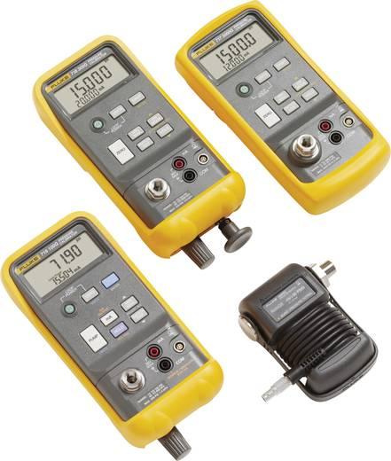 Fluke 717 1500G Kalibrator Druck, Strom 1x 9 V Block-Batterie (enthalten) Kalibriert nach ISO