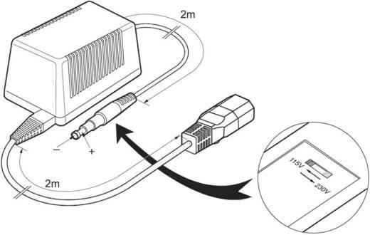 Fluke PM8907/808 Netz-Ladegerät PM8907, Passend für