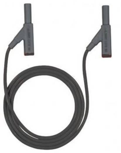 Sicherheits-Messleitung [4 mm-Stecker - 4 mm-Stecker] 1 m Schwarz Beha Amprobe 307121