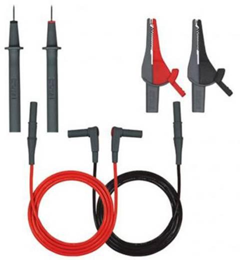 Sicherheits-Messleitungs-Set [Prüfspitze, 4 mm-Stecker - 4 mm-Stecker] Beha Amprobe 370003
