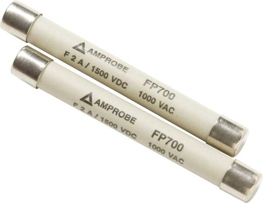 Sicherung Beha Amprobe FP700 Multimetersicherung FP700, 2 A/1500 V, Passend für (Details) Beha Amprobe HD110C, Beha Ampr