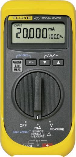 Kalibrátor proudové smyčky Fluke 705