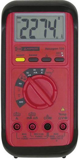 Beha Amprobe HEX120-D Hand-Multimeter digital Kalibriert nach: Werksstandard (ohne Zertifikat) CAT II 1000 V, CAT III 6