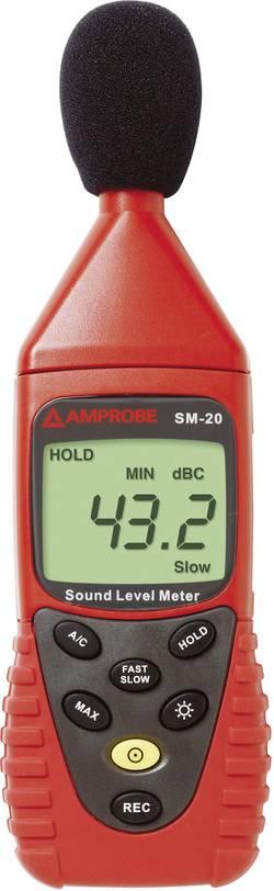 Image of Beha Amprobe Schallpegel-Messgerät Datenlogger SM-20A 30 - 130 dB 31.5 Hz - 8 kHz Kalibriert nach Werksstandard (ohne