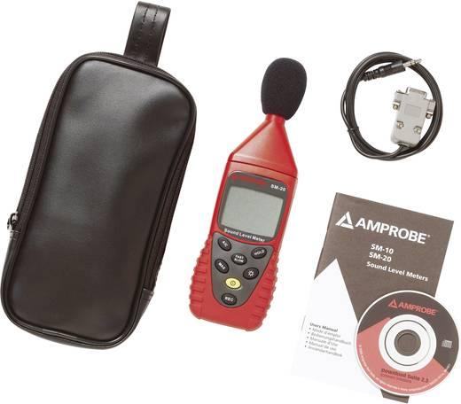 Beha Amprobe Schallpegel-Messgerät Datenlogger SM-20A 30 - 130 dB 31.5 Hz - 8 kHz Kalibriert nach Werksstandard (ohne Z