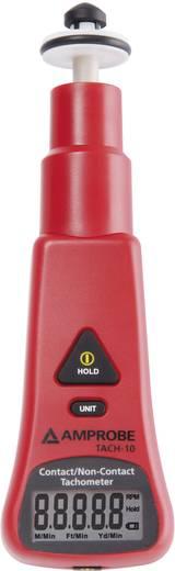 Drehzahlmesser mechanisch, optisch Beha Amprobe 3730008 0.001 - 19999 U/min 0.001 - 99999 U/min DAkkS
