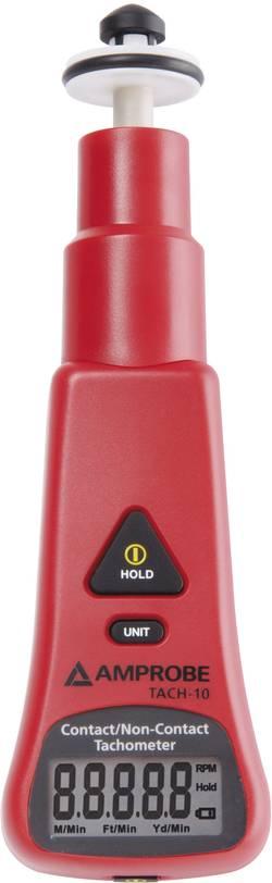 Image of Beha Amprobe 3730008 Drehzahlmesser mechanisch, optisch 0.001 - 19999 U/min 0.001 - 99999 U/min Werksstandard (ohne