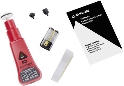 Beha Amprobe 3730008 Drehzahlmesser mechanisch, optisch 0.001 - 19999 U/min 0.001 - 99999 U/min ISO