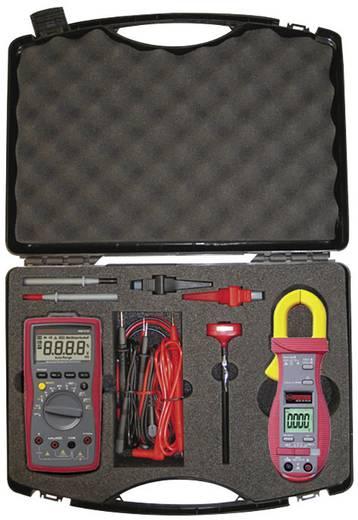 Beha Amprobe AMPRB-EU-01-A Hand-Multimeter, Stromzange digital Kalibriert nach: Werksstandard (ohne Zertifikat) CAT III
