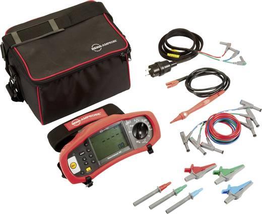 Sicherheits-Messleitungs-Set [Stecker 4 mm, Buchse 4 mm - Abgreifklemmen, Prüfspitze, Stecker 4 mm] Beha Amprobe PROIN