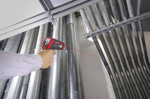 Beha Amprobe IR-730-EUR Infrarot-Thermometer Optik 30:1 -32 bis +1250 °C Kalibriert nach: Werksstandard (ohne Zertifika