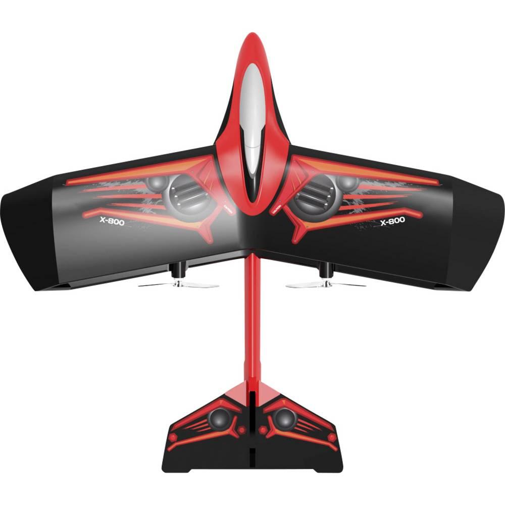 avion rc d butant silverlit x twin lite pr t voler rtf 84723 sur le site internet conrad. Black Bedroom Furniture Sets. Home Design Ideas