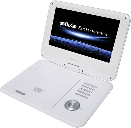 tragbarer dvd player 23 cm 9 zoll silva schneider dvd 926. Black Bedroom Furniture Sets. Home Design Ideas