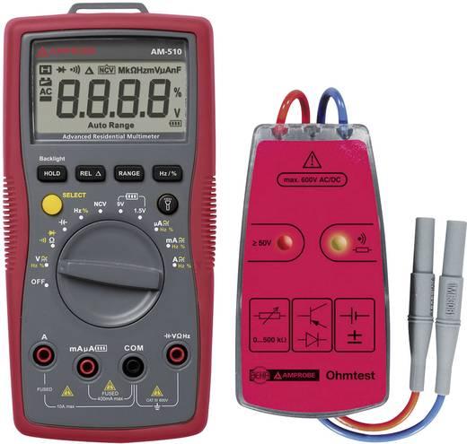 Vorteilsset Beha Amprobe AM-510 Multimeter + Beha Amprobe 9072-D Durchgangsprüfer