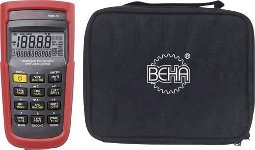 Beha Amprobe Bundle 4 TMD-56 Temperatur-Messgerät -180 bis +1350 °C Fühler-Typ E, J, K, N, R, S, T Kalibriert nach: Wer