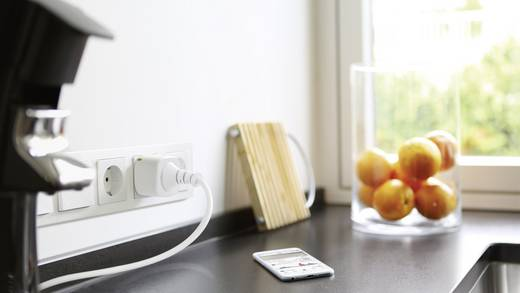 Eve home Energy EU Funk-Steckdose Apple HomeKit