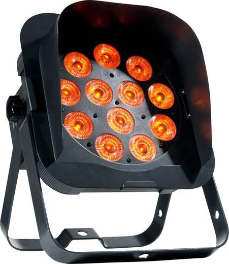 ADJ FLAT PAR QA12XS LED-PAR-Scheinwerfer Anzahl LEDs: 12 x 5 W Schwarz