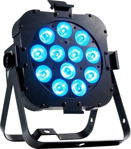 LED-PAR-Scheinwerfer ADJ FLAT PAR QA12XS Anzahl LEDs: 12 x 5 W Schwarz