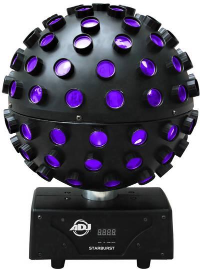 Faretto LED disco ADJ STARBURST Numero di LED:5 x 15 W