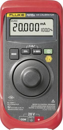 Fluke 707Ex Kalibrator Strom 1x 9 V Block-Batterie (enthalten) Kalibriert nach ISO