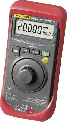 Fluke 707Ex Kalibrator Strom 1x 9 V Block-Batterie (enthalten) Kalibriert nach Werksstandard (ohne Zertifikat)