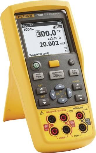Fluke 712B Kalibrator Temperatur 4x Mignon-Batterie AA (enthalten) Kalibriert nach DAkkS