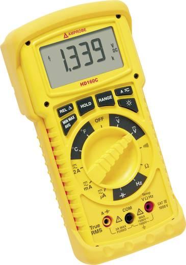 Beha Amprobe HD160C Hand-Multimeter digital Kalibriert nach: DAkkS Wasserdicht (IP67) CAT IV 1000 V Anzeige (Counts): 99
