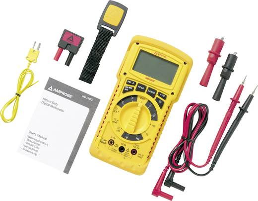 Beha Amprobe HD160C Hand-Multimeter digital Kalibriert nach: Werksstandard (ohne Zertifikat) Wasserdicht (IP67) CAT IV 1