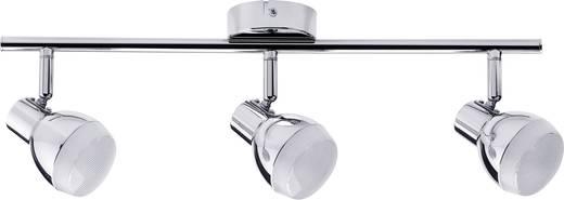 LED-Deckenstrahler 13.8 W Warm-Weiß Paulmann Gloss 60366 Chrom