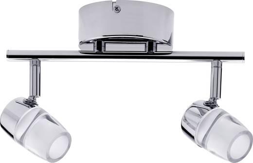 LED-Deckenstrahler 6.4 W Warm-Weiß Paulmann Bowl 60383 Chrom