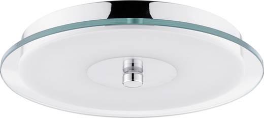 LED-Bad-Deckenleuchte 14 W Warm-Weiß Paulmann 70467 Pollux Chrom, Weiß, Klar