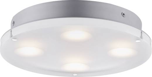 LED-Bad-Deckenleuchte 18 W Paulmann 70509 Minor Satin