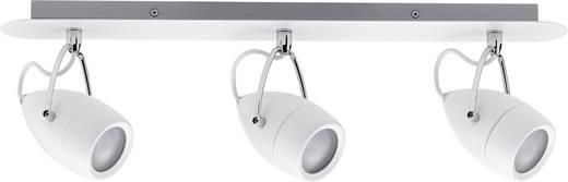 Bad-Deckenleuchte LED GU10 10.5 W Paulmann Drop 60341 Chrom, Weiß