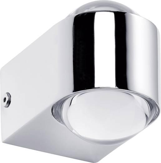 LED-Bad-Wandleuchte 7 W Warm-Weiß Paulmann 70495 Capella Chrom