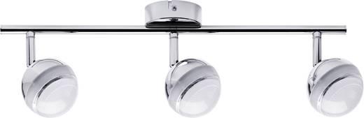 LED-Deckenstrahler 13.8 W Warm-Weiß Paulmann Scoop 60361 Chrom