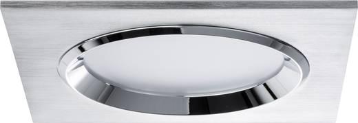 Paulmann Dice 92696 LED-Einbauleuchte 3er Set 32 W Warm-Weiß Aluminium (gebürstet)