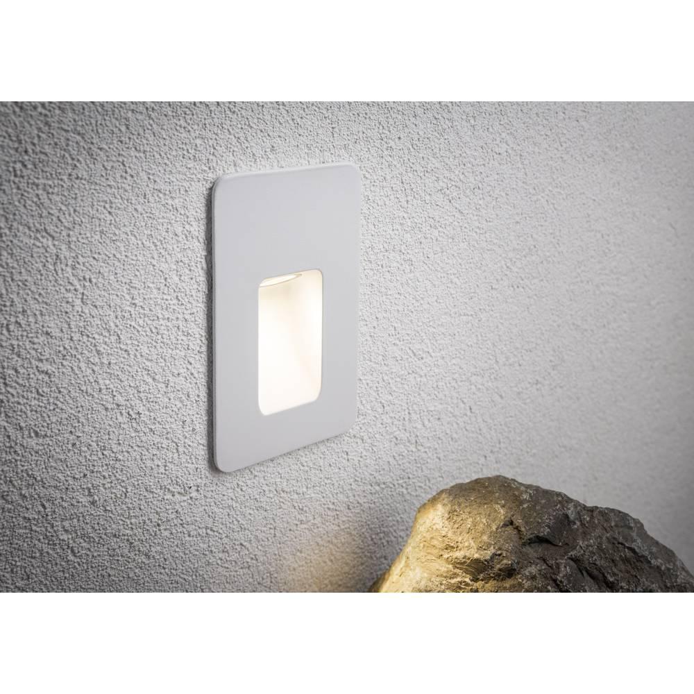 Led outdoor recessed light 24 w warm white paulmann slot 93808 led outdoor recessed light 24 w warm white paulmann slot 93808 white matt aloadofball Gallery