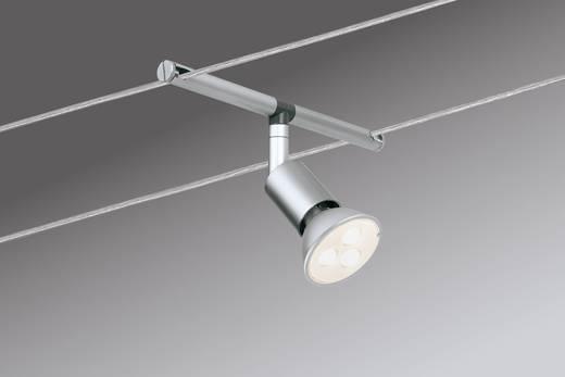 Seil-Komplettsystem GU5.3 20.6 W LED EEK: A+ (A++ - E) Paulmann Spice Salt 94124 Chrom (matt)