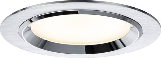 Paulmann Premium EBL Set Dot rund LED 3x8W36VA 92694 LED-Einbauleuchte 3er Set 24 W Warm-Weiß Aluminium (gebürstet)