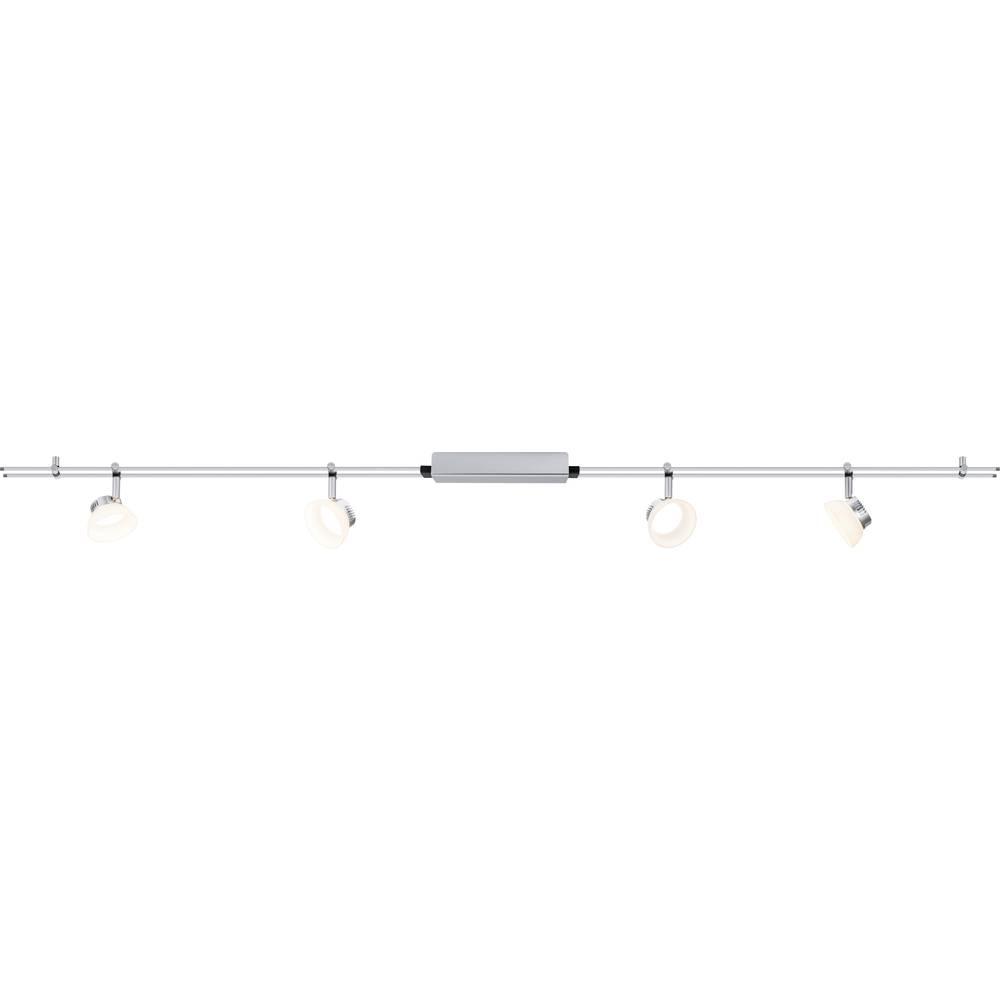 syst me d 39 clairage complet sur rail led int gr e 16 w. Black Bedroom Furniture Sets. Home Design Ideas